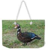 Standing Duck Weekender Tote Bag