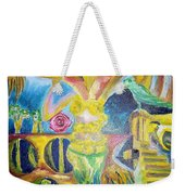 Standing In The Front Weekender Tote Bag