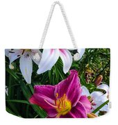 Standing Out In A Crowd Weekender Tote Bag