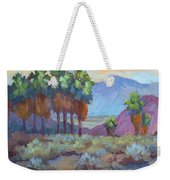 Standing Tall At Thousand Palms Weekender Tote Bag