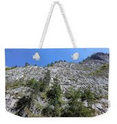 Standing Tall - The Bicaz Gorge Weekender Tote Bag