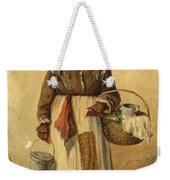 Standing Woman Weekender Tote Bag
