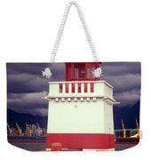 Stanley Park Lighthouse Weekender Tote Bag