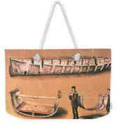 Stanleys Portable Boat Weekender Tote Bag