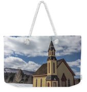 Stannard Church Weekender Tote Bag