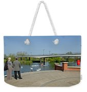 Stapenhill Gardens - A New Look Weekender Tote Bag