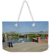 Stapenhill Gardens - A New Look Weekender Tote Bag