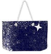 Star Cluster Weekender Tote Bag