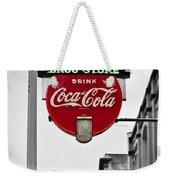 Star Drug Store Weekender Tote Bag