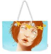 Star Eyed Weekender Tote Bag