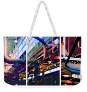 Star Factory Weekender Tote Bag