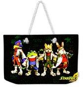 Star Fox Zero Weekender Tote Bag