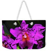 Star Of Bethlehem Orchid 006 Weekender Tote Bag