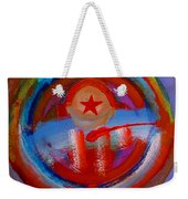 Star Of The Sea Weekender Tote Bag