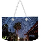 Star Party Weekender Tote Bag