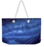 Star Path Weekender Tote Bag