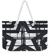 Star Power Roanoke Virginia Weekender Tote Bag