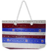 Star Spangled Banner Weekender Tote Bag