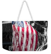 Star Spangled Splash  Weekender Tote Bag