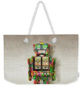 Star Strider Robot Psyc Weekender Tote Bag