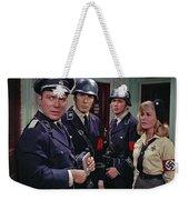 Star Trek Patterns Of Force Episode Publicity Photo Number Two 1968 Weekender Tote Bag