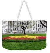Star Tulips Weekender Tote Bag
