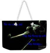 Star Wars Birthday Card 7 Weekender Tote Bag