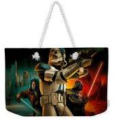 Star Wars Fighters Weekender Tote Bag