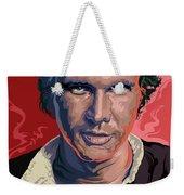 Star Wars Han Solo Pop Art Portrait Weekender Tote Bag