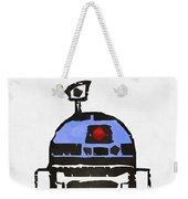 Star Wars R2d2 Droid Robot Weekender Tote Bag