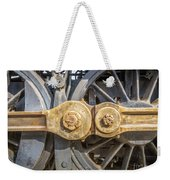 Starboard Drive Wheels And Connecting Rods No. 9000 Weekender Tote Bag