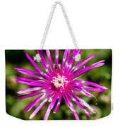 Starburst Of The Wildflowers Weekender Tote Bag