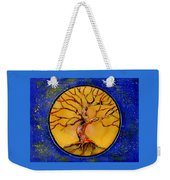 Stardust Tree Weekender Tote Bag