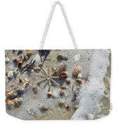 Starfish And Sea Shells Weekender Tote Bag