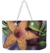 Starfish Cactus Weekender Tote Bag