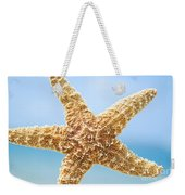 Starfish Close-up Weekender Tote Bag