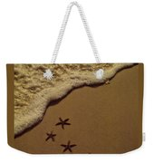 Starfish Constellation Weekender Tote Bag