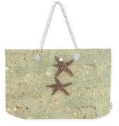 Starfish In Love Weekender Tote Bag