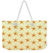 Starfish Pattern. Weekender Tote Bag