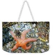 Starfish Running Weekender Tote Bag
