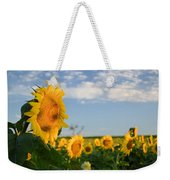 Staring Into The Sun Weekender Tote Bag