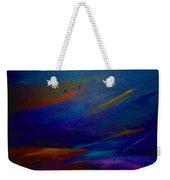 Starlight @ Night Weekender Tote Bag