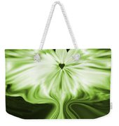 Starlight Angel - Green Weekender Tote Bag