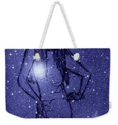 Starlight Of Space And Time 2 Weekender Tote Bag
