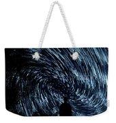 Starlights Weekender Tote Bag