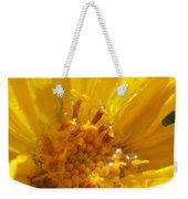 Starry Goldeneye Weekender Tote Bag