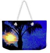 Starry Night At Casapaz Weekender Tote Bag
