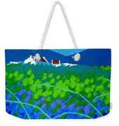 Starry Night In Wicklow Weekender Tote Bag