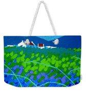 Starry Night In Wicklow Weekender Tote Bag by John  Nolan