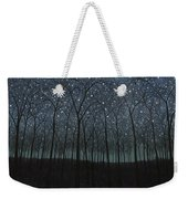 Starry Trees Weekender Tote Bag